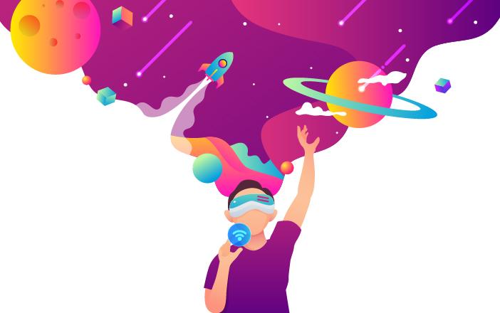 Virtual Space Exploration