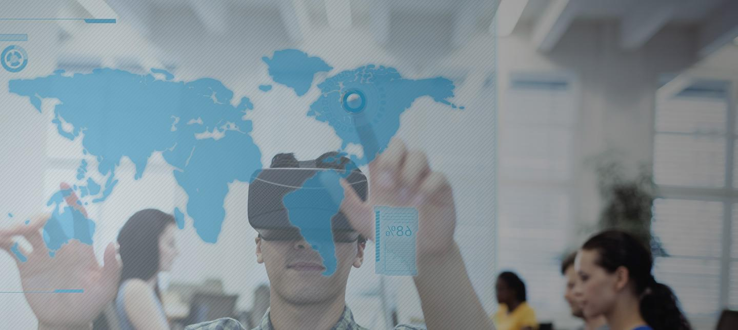 With a combination of VR gear, great VR applications and VR educationalgames, education can become an immersive and fun experience
