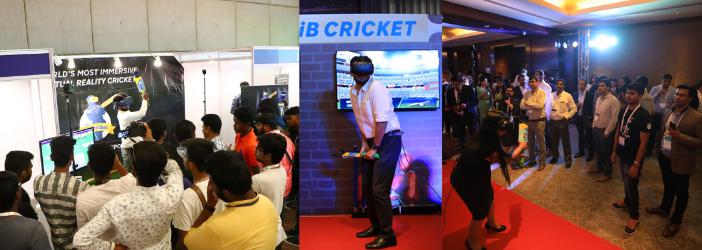 iB Cricket special experience zones