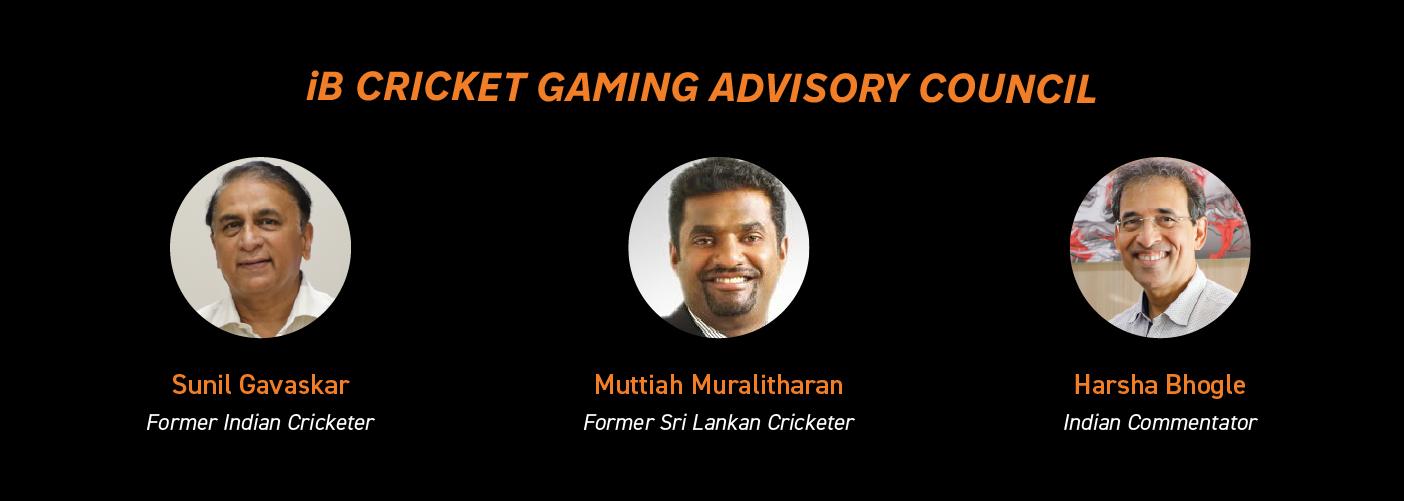 Muttiah Muralitharan into iB Cricket