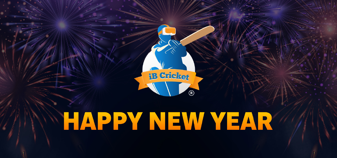 A very happy new year from iB Cricket to you!
