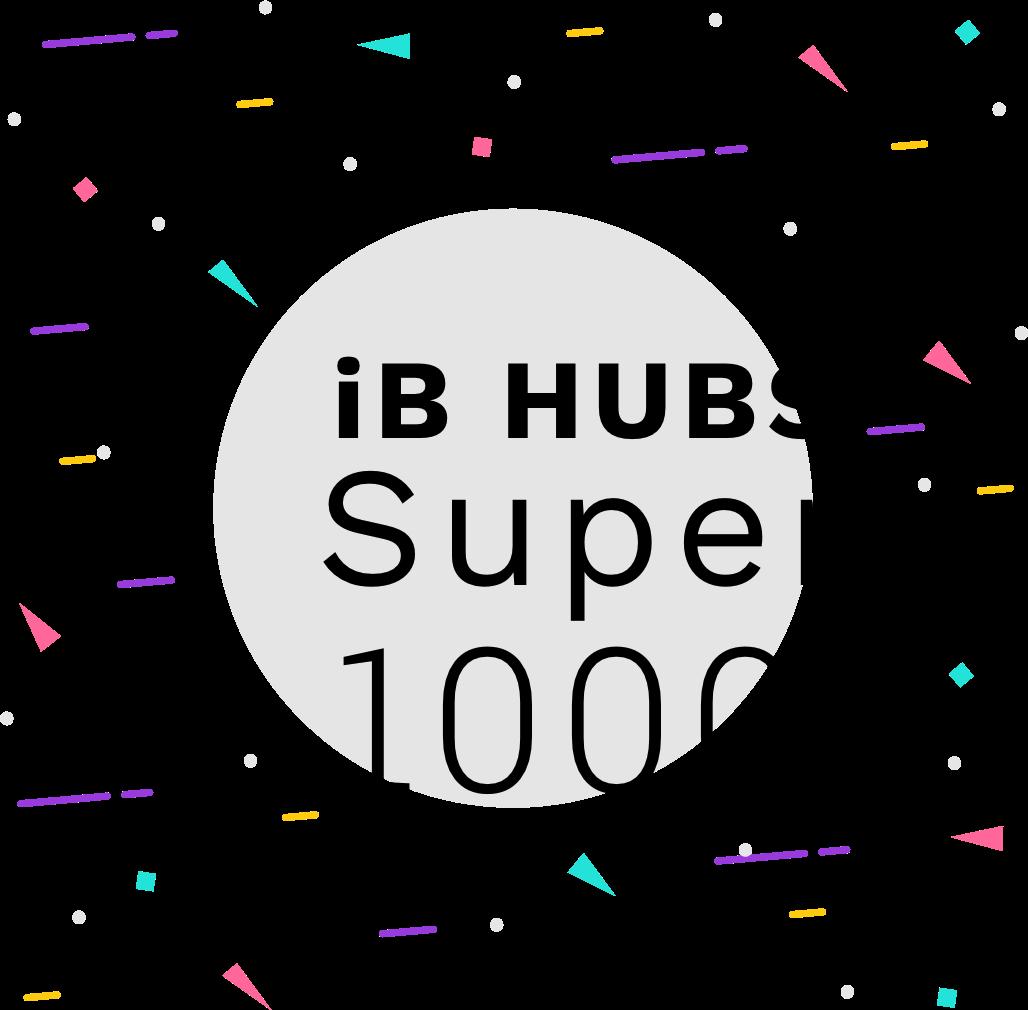 Announcing iBHubs Super 100